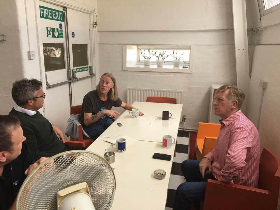 Urbanista catch-up with Adam Hartfree