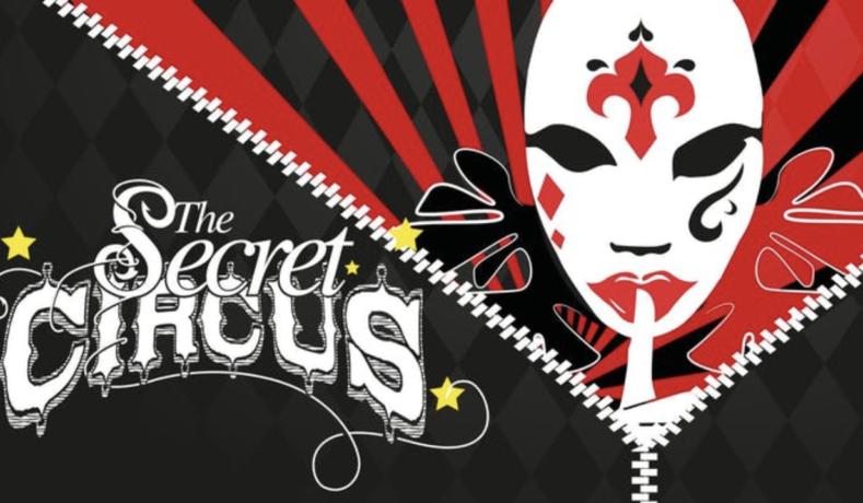 The Secret Circus – 80s Throwback
