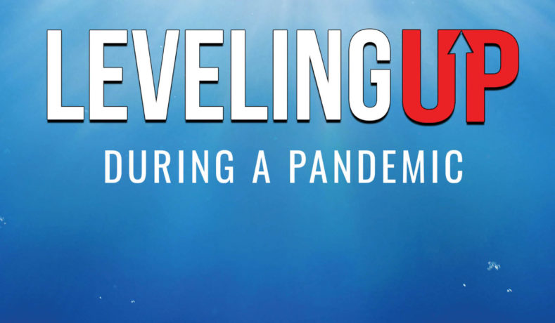 Levelling UP During a Pandemic: A story of strength, struggle and hope