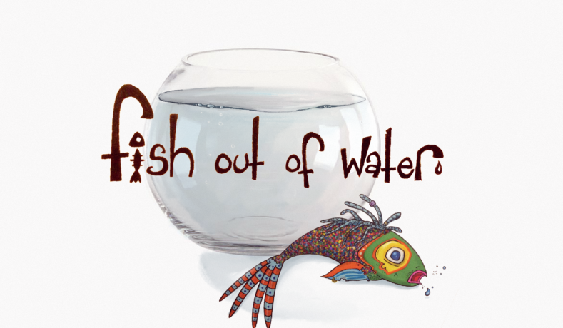 Christie 'Fish out of Water' – Review – Gaf Makin Jan 2021